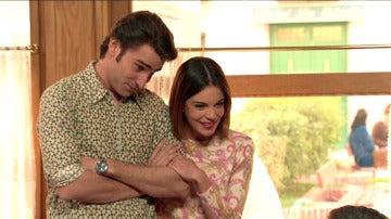 María y Gonzalo, ¿productores de una película?