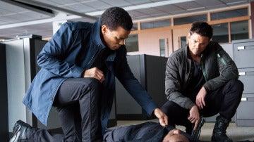 Kennex y Dorian, al frente de un robo con rehenes