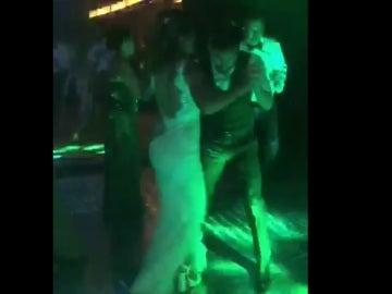 El baile de Messi con Antonela Roccuzzo en su boda