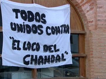 """El juez envía a prisión provisional sin fianza al """"loco del chándal"""""""