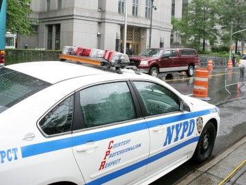 Coche de Policía de Nueva York