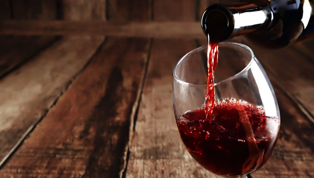 el vino baja la presion arterial