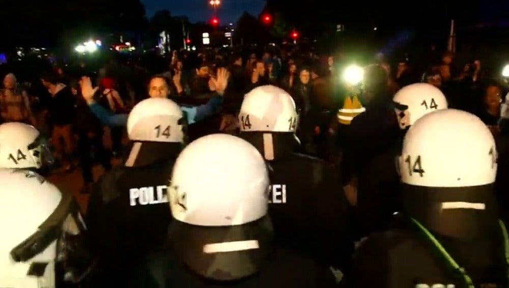 Berlín advierte de que habrá tolerancia cero frente a alborotadores en el G20