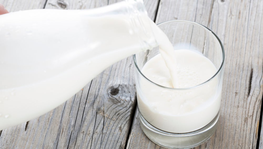 La última tendencia, 'raw milk'