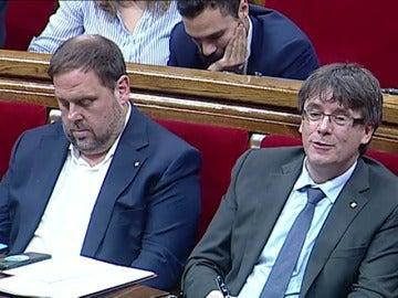 """García Albiol le dice a Puigdemont que """"se han convertido en unos independentistas de fin de semana"""""""