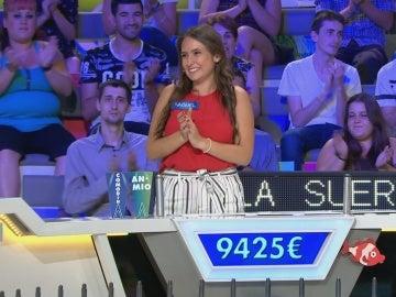 Raquel consigue la despedida de sus sueños resolviendo un panel por 8.900€