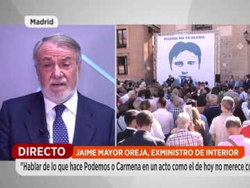 Jaime Mayor Oreja en Espejo Público