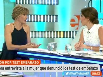 Iberia test embarazo