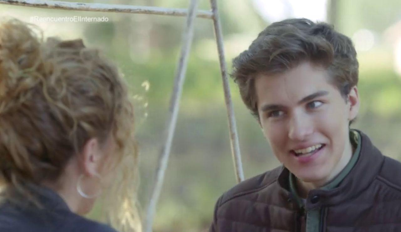 Las secuencias favoritas para Paula y Lucas, los 'peques' de la serie