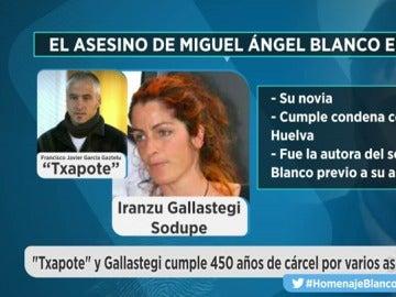 Televisión, sala de estar, ordenador y acceso al gimnasio, así vive en la cárcel 'Txapote', el asesino de Miguel Ángel Blanco