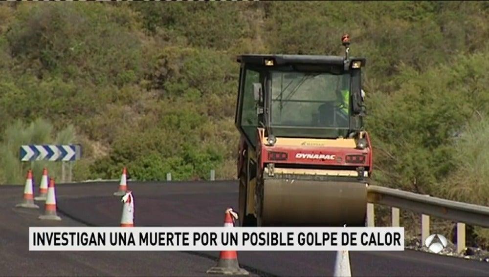 Muere un hombre de 54 años mientras realizaba labores de asfaltado en Morón de la Frontera