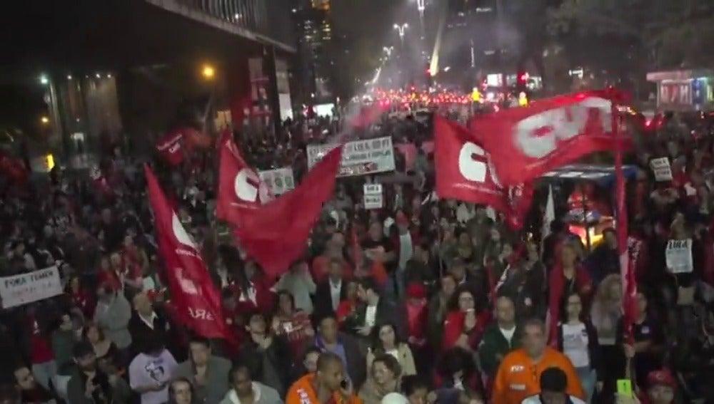 La Fiscalía de Brasil recurrirá la condena contra Lula para aumentar la pena impuesta, de nueve años y medio