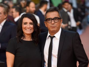 Andreu Buenafuente y Silvia Abril se dan el 'sí, quiero'
