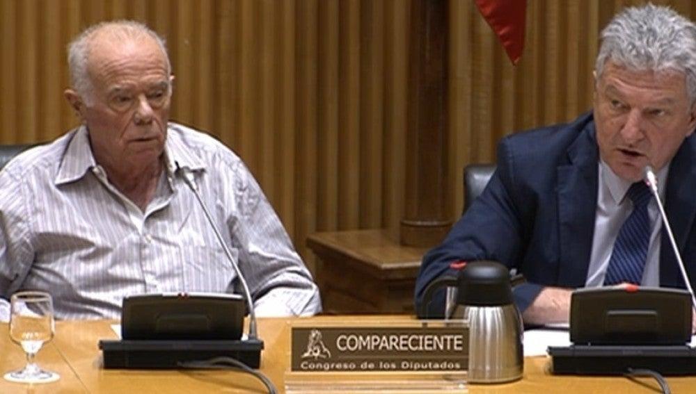 Rosendo Naseiro ante la comisión de investigación