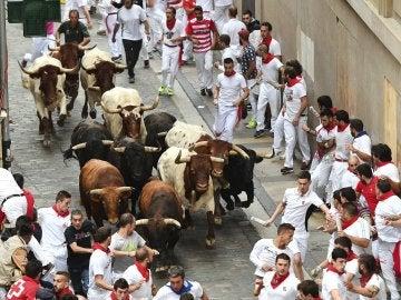 Séptimo encierro San Fermín 2017