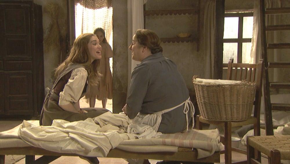 La canción con la que Julieta y Consuelo recuerdan su pasado