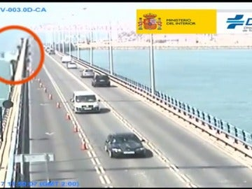 Carretera del accidente mortal en Valencia