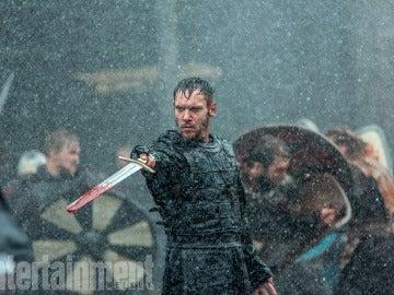 Jonathan Rhys Meyers en 'Vikings'