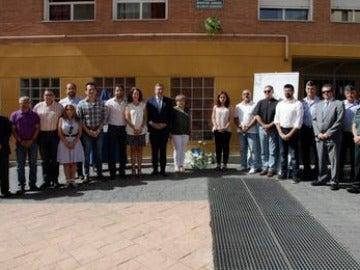 Homenaje a Miguel Ángel Blanco en Getafe
