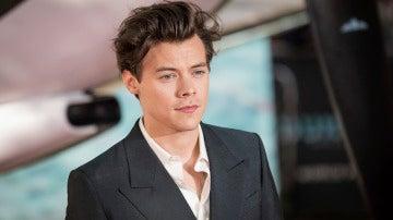 Harry Styles en la premiere de 'Dunkerque'