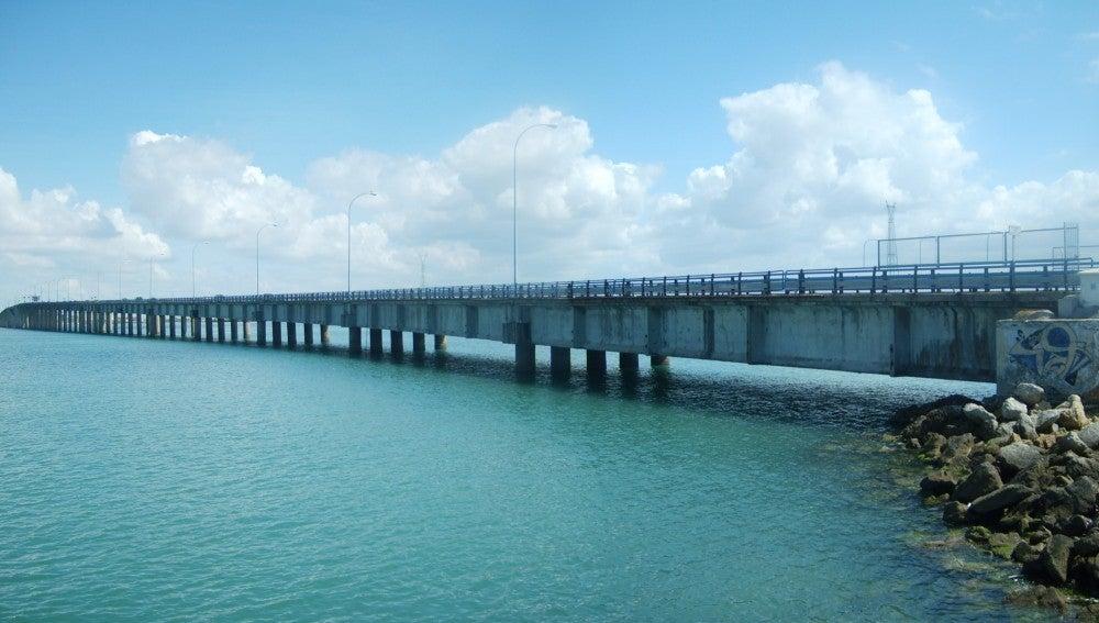 Puente Carranza, Cádiz