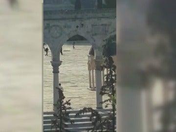 Israel cancela los rezos en la Explanada de las Mezquitas tras un tiroteo con dos muertos