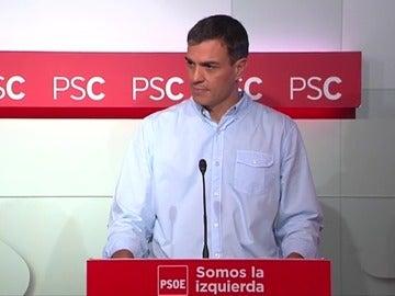 Sánchez e Iceta pactan empezar a trabajar en setiembre en los contenidos de una reforma constitucional
