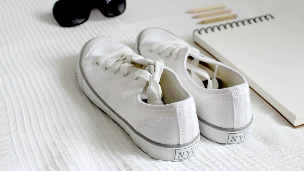 Guarda las zapatillas después de cada uso