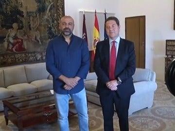 García-Page ofrece a Podemos la Vicepresidencia en el Gobierno de Castilla-La Mancha