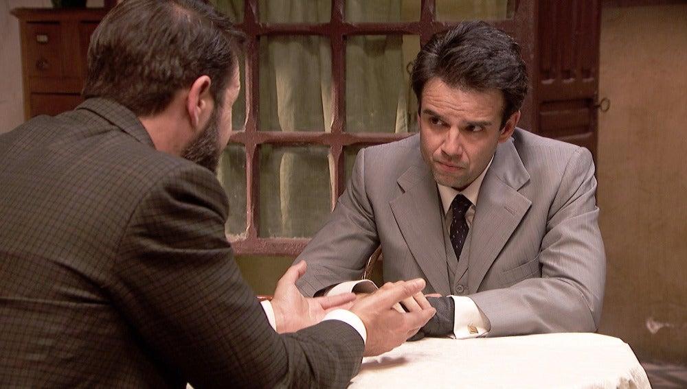 Carmelo y Severo, dispuestos a destituir a Los Mirañar