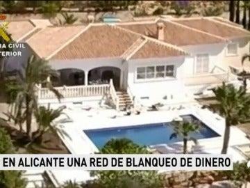 Cae en el Alicante una red de blanqueo de dinero