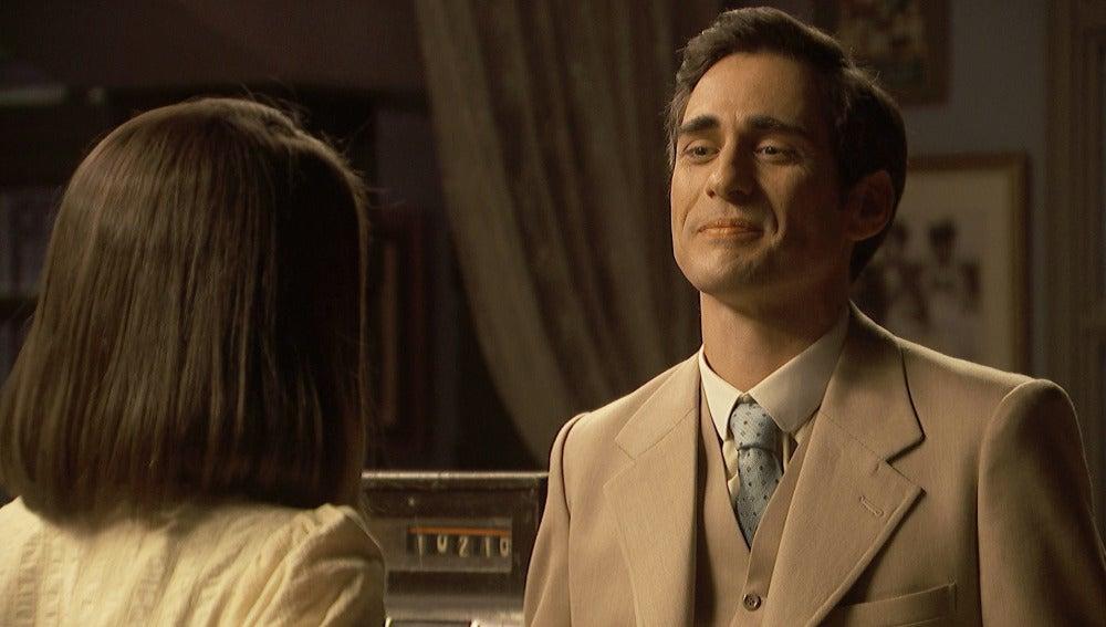 "Beatriz a Aquilino: ""¿Pretende usted ganarse mi querer?"""