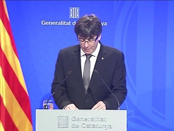 Puigdemont renueva su Gobierno con la vista puesta en el 1-O: Turull, Forn y Ponsatí, nuevos consejeros