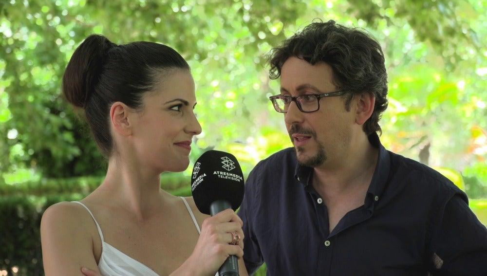 """Noemí Ruiz: """"Me encantaría que Trini se terminara enamorando de Cristóbal"""""""