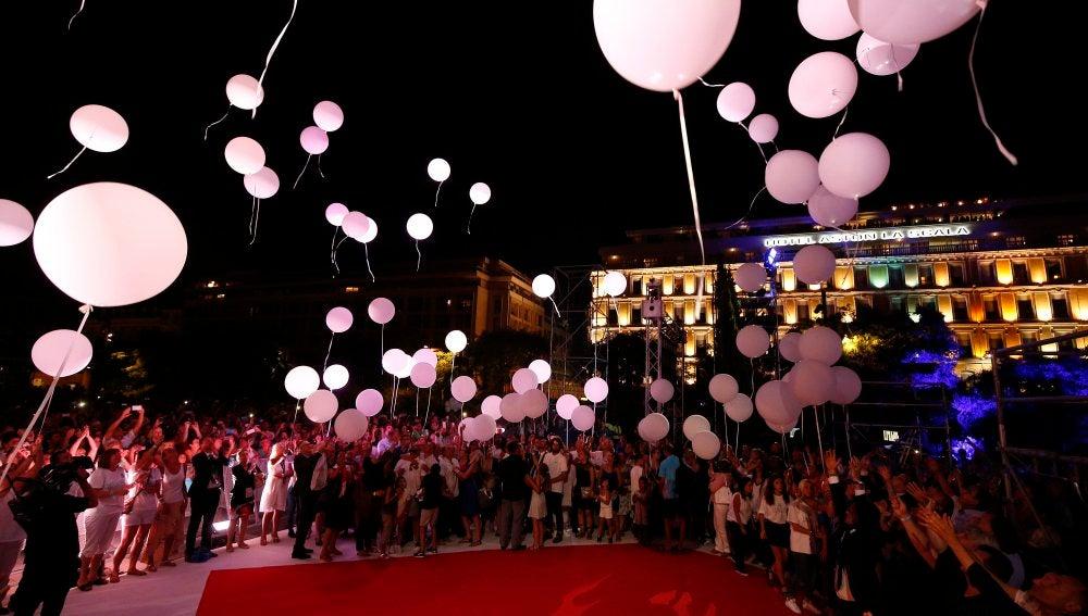 Homenaje a las víctimas del atentado en Niza en el primer aniversario