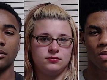 Tres jóvenes detenidos en Estados Unidos por abusar de una chica y retransmitirlo en Facebook
