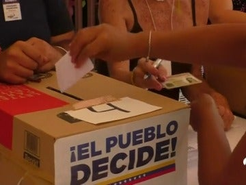 Venezuela referéndum
