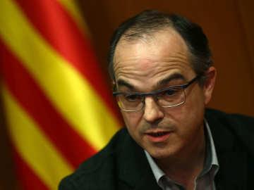 Jordi Turull, conseller de Presidencia y portavoz del Govern