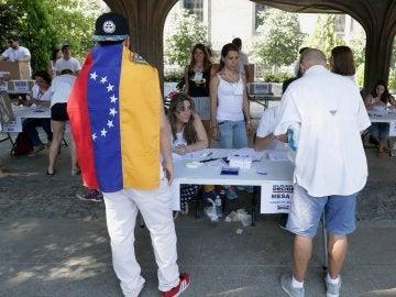 Venezolanos votaron