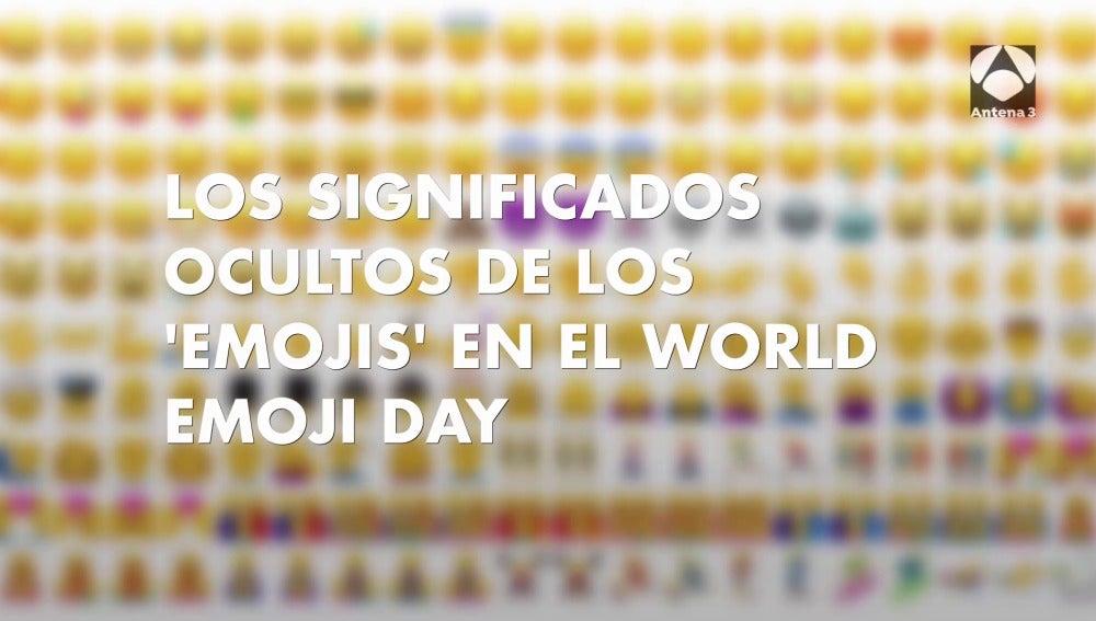 Los significados ocultos tras los 'emojis' más populares en el World Emoji Day