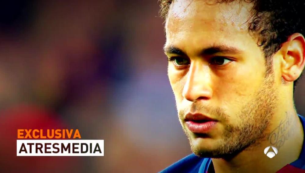 Neymar se quiere ir del Barcelona