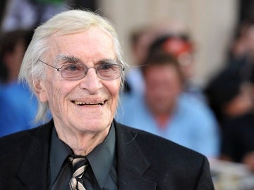 El actor Martin Landau
