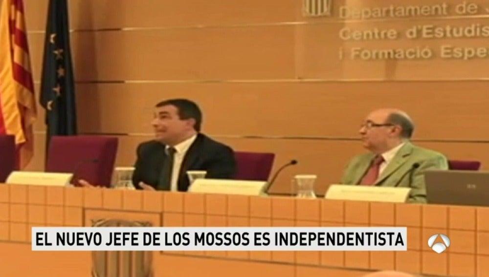 Pere Soler será el sustituto de Batlle al frente de los Mossos d'Esquadra