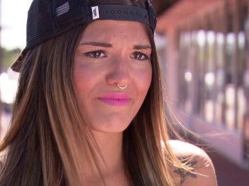Nuria se derrumba al ser expulsada por Raúl