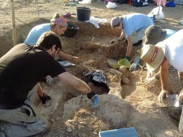 Necrópolis prehistórica