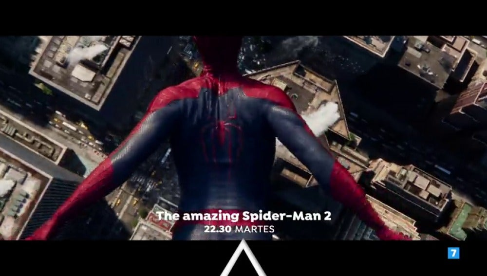 Antena 3 cae en las redes de Spiderman