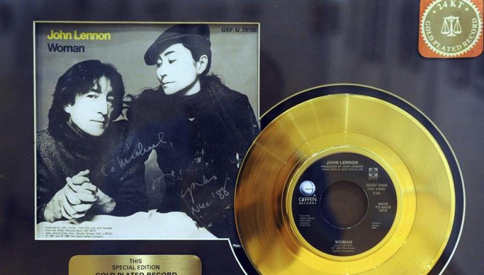 Disco de John Lennon