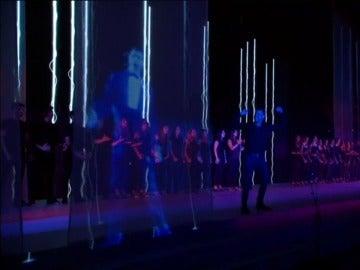Homenaje a Barcelona 92 con Freddie Mercury y Montserrat Caballé