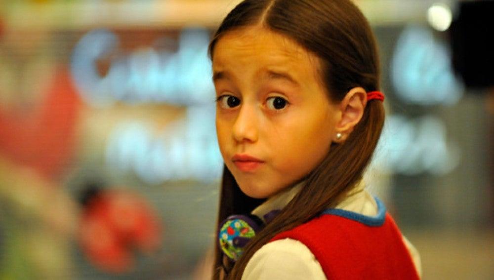 Priscila Delgado en 'Los Protegidos'