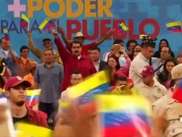 """Leopoldo López le traslada a Zapatero la """"exigencia"""" del pueblo de Venezuela de que se retire la Constituyente"""